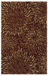 Shaw Living Centre Street Fling 00800 Red Closeout Area Rug - 2014