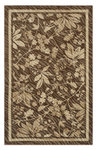 Shaw Living Centre Street Addison 05710 Taupe Closeout Area Rug