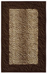 Shaw Living Centre Street Hollywood 09700 Brown Closeout Area Rug - 2014