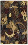 Shaw Living Centre Street Roxy 15440 Multi Closeout Area Rug