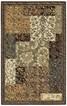 Shaw Living Centre Street Stella 18110 Light Multi Closeout Area Rug - 2014