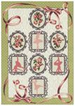 Shaw Kathy Ireland Home Young Attitudes Tiny Dancer 20100 Seashell Closeout Area Rug - Fall 2012