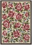 Shaw Kathy Ireland Home Young Attitudes Chateau Brittany 22100 Seashell Closeout Area Rug - Fall 2012