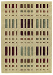 Shaw Living Impressions Skyline 12100 Beige Closeout Area Rug - 2014