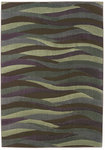 Shaw Living Impressions Dunes 18700 Brown Closeout Area Rug - 2014