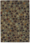 Shaw Living Impressions Zing Garden 22440 Multi Closeout Area Rug - 2014