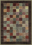 Shaw Living Impressions Carnivale 00440 Multi Closeout Area Rug - 2014