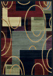 Shaw Living Impressions Elipse 01440 Multi Closeout Area Rug - 2014