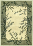 Shaw Living Impressions Jade 05300 Sage Closeout Area Rug - 2014