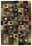 Shaw Living Impressions Matrix 07440 Multi Closeout Area Rug - 2014