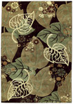 Shaw Living Impressions Forest 19700 Brown Closeout Area Rug - 2014