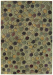 Shaw Living Impressions Zing Garden 22300 Sage Closeout Area Rug - 2014