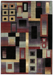 Shaw Living Impressions Vision 23440 Multi Closeout Area Rug - 2014