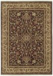 Shaw Kathy Ireland Home International First Lady Royal Countryside 12700 Brown Closeout Area Rug - Spring 2013