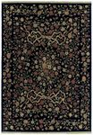 Shaw Kathy Ireland Home International First Lady Ribbons Of Life 03500 Old Republic Black Closeout Area Rug