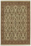 Shaw Kathy Ireland Home International First Lady Stateroom 04100 Beige Closeout Area Rug - Spring 2013