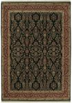 Shaw Kathy Ireland Home International First Lady Stateroom 04500 Black Closeout Area Rug - Spring 2013