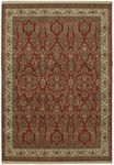 Shaw Kathy Ireland Home International First Lady Stateroom 04800 Red Closeout Area Rug - Spring 2013