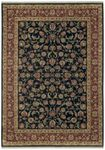 Shaw Kathy Ireland Home International First Lady Timeless Elegance 11500 Old Republic Black Closeout Area Rug