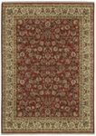 Shaw Kathy Ireland Home International First Lady Timeless Elegance 11800 Ancient Red Closeout Area Rug