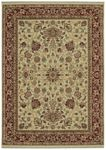 Shaw Kathy Ireland Home International First Lady Royal Countryside 12100 Beige Closeout Area Rug - Spring 2013