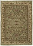 Shaw Kathy Ireland Home International First Lady Royal Countryside 12300 Light Green Closeout Area Rug - Spring 2013