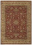 Shaw Kathy Ireland Home International First Lady Royal Countryside 12800 Red Closeout Area Rug - Spring 2013
