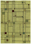 Shaw Living Origins City Streets 05100 Sand Closeout Area Rug - 2014