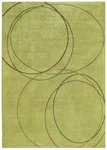 Shaw Living Origins Echo 07100 Sand Closeout Area Rug - 2014