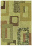 Shaw Living Origins Metro 10100 Sand Closeout Area Rug - 2014