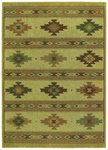Shaw Living Origins Painted Desert 11100 Sand Closeout Area Rug - 2014