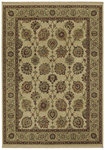Shaw Living Century Lenox 03100 Beige Closeout Area Rug - 2014