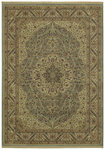 Shaw Living Century Lancaster 02600 Vintage Blue Closeout Area Rug - 2014