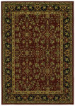 Shaw Living Timber Creek By Phillip Crowe Sierra 13800 Scarlet Closeout Area Rug - 2014