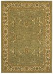 Shaw Kathy Ireland Home International First Lady Somerset House 23300 Light Green Closeout Area Rug - Spring 2013
