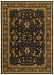 Shaw Kathy Ireland Home International First Lady Somerset House 23500 Black Closeout Area Rug - Spring 2013