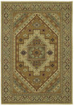 Shaw Living Timber Creek By Phillip Crowe Sedona 12100 Beige Closeout Area Rug - 2014
