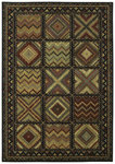 Shaw Living Timber Creek By Phillip Crowe Mojave 09500 Onyx Closeout Area Rug - 2014