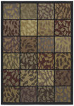 Shaw Living Timber Creek By Phillip Crowe Seasons 24440 Multi Closeout Area Rug