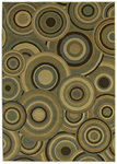 Shaw Living Transitions Disco 03110 Light Multi Closeout Area Rug - 2014