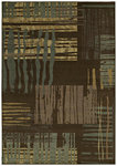 Shaw Living Transitions Granite 05700 Espresso Closeout Area Rug - 2014