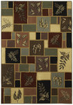 Shaw Living Transitions Brookhaven 01440 Multi Closeout Area Rug - 2014