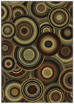 Shaw Living Transitions Disco 03440 Multi Closeout Area Rug - 2014