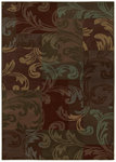 Shaw Living Transitions Giselle 04440 Multi Closeout Area Rug - 2014