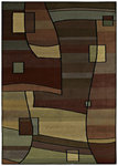 Shaw Living Transitions Tango 09440 Multi Closeout Area Rug - 2014