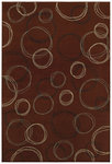 Shaw Living Concepts Ashford Park 02800 Red Closeout Area Rug - 2014