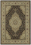 Shaw Living Concepts Beqir 08700 Brown Closeout Area Rug - 2014