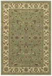 Shaw Living Concepts Casanova 05300 Green Closeout Area Rug - 2014