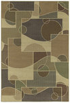 Shaw Living Concepts Contempo 13110 Light Multi Closeout Area Rug - 2014