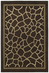 Shaw Living Concepts Giraffe 04700 Brown Closeout Area Rug - 2014